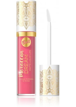 Labial Líquido Mate Moroccan Dream - 06 - Bell