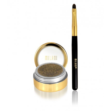 FIERCE FOIL EYELINER - 01 BLACK GOLD FOIL