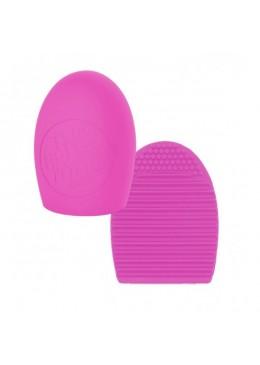 Huevo Limpiador de Brochas - Rosa