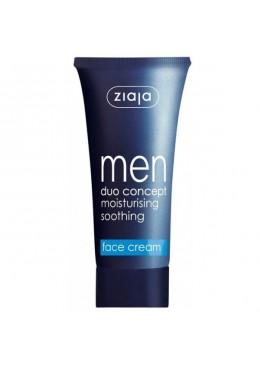 Crema facial para hombre SPF6