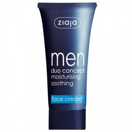 Crema facial para hombre SPF6 - Ziaja