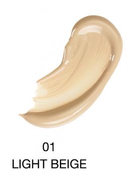 HYPO Base de maquillaje matificante hipoalergénica Mat&Soft - 01