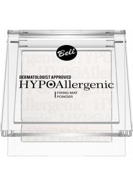 HYPO Polvos compactos matificantes y fijadores hipoalergénicos Fixing Mat - Bell HYPO