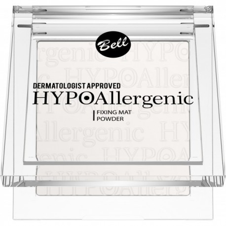 HYPO Polvos compactos matificantes y fijadores hipoalergénicos Fixing Mat