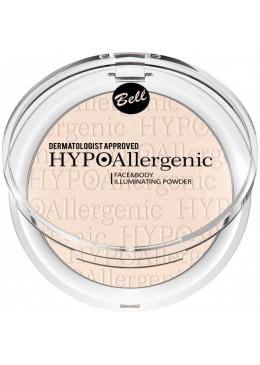 HYPO Iluminador hipoalergénico rostro y cuerpo Face&Body - Bell HYPO