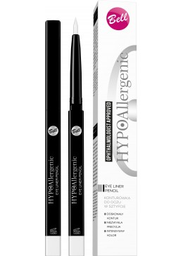 HYPO Eyeliner hipoalergénico - 30 Blanco - Bell HYPO