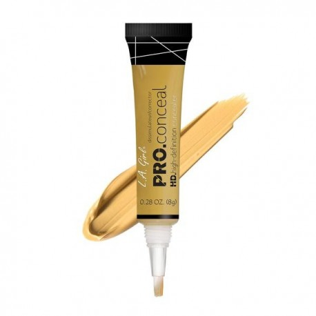 L.A. Girl Pro Conceal HD Concealer - Yellow corrector