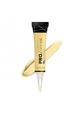 LA Girl Pro. Conceal HD Light Yellow
