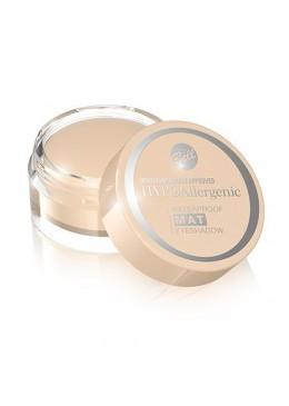 HYPO Sombra de ojos mate en crema waterproof hipoalergénica - Color : 01