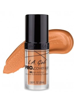 "L.A. Girl Base Pro Coverage Illuminating ""Soft Honey"""