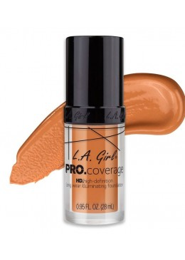"L.A. Girl Base Pro Coverage Illuminating ""Tan"""