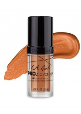 "L.A. Girl Base Pro Coverage Illuminating ""Sand"""