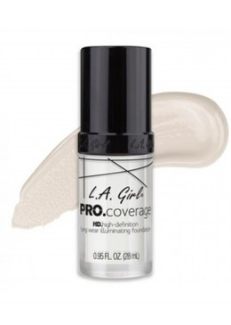"L.A. Girl Base Pro Coverage Illuminating ""White-Lightener"""