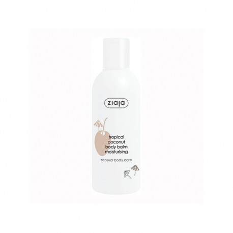 TROPICAL COCONUT Bálsamo corporal hidratante 200ml