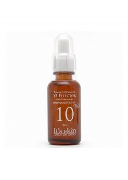 Power 10 Formula YE Effector IT'S SKIN