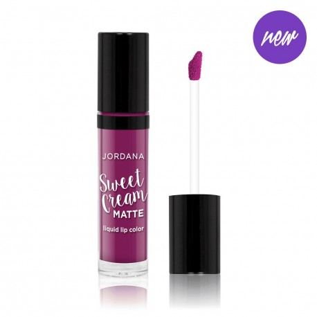 SWEET CREAM MATTE LIQUID LIPSTICK - CURRANT JAM