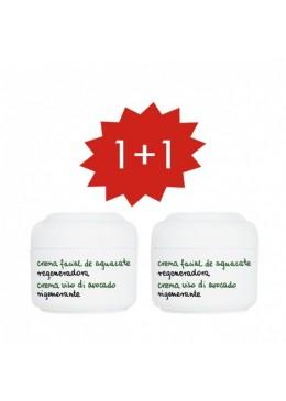 Aguacate Crema facial 1+1 Gratis