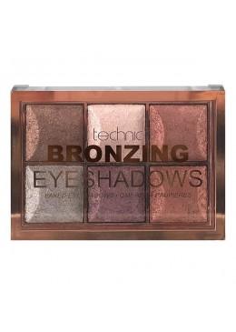 Technic Bronzing Baked Eyeshadows 02 Bronze