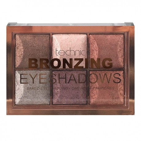 Technic Bronzing Baked Eyeshadows 02 Bronze