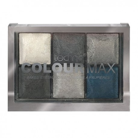 Technic Colour Max Baked Eyeshadows - Silverado