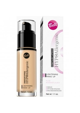 HYPO Base de maquillaje iluminadora hipoalergénica Lightening 04