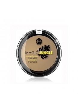 Polvos bronceadores para verano Magic Jungle