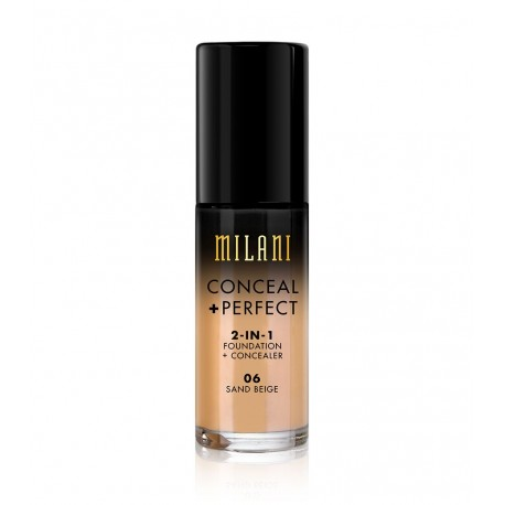 FOUNDATION + CONCEALER 2 IN 1