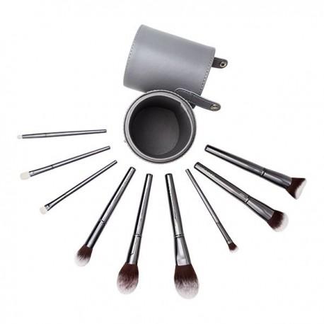 Set 9 brochas Maiko Luxury Grey