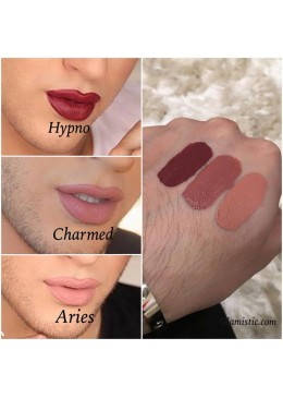 Aries - Manny Mua - OFRA - Liquid lipsticks