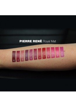 Barra de labios Royal Mat Pierre René Professional -Color : 16