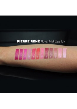 Barra de labios Royal Mat Pierre René Professional -Color : 22
