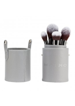Set 9 brochas Maiko Luxury Grey - Maiko