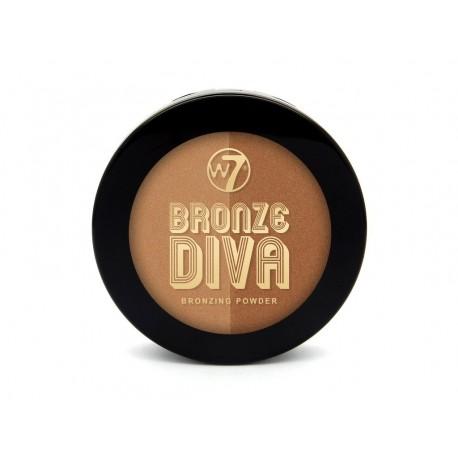Bronceador Bronze Diva W7: Bronzed