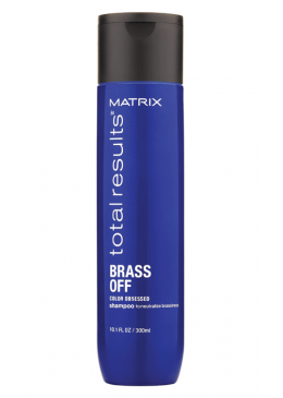 MATRIX - MX TR BRASS OFF CHAMPÚ 300 ML