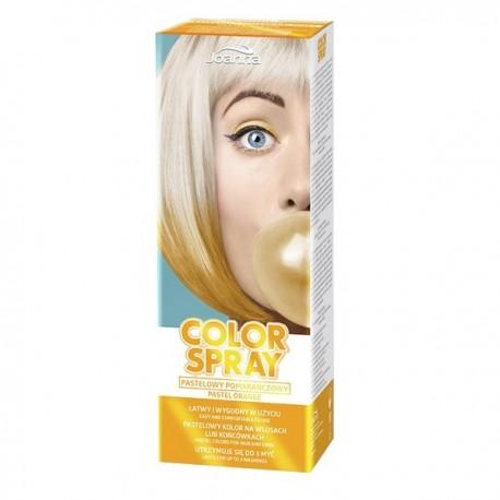Spray de color Naranja Pastel 150 ml