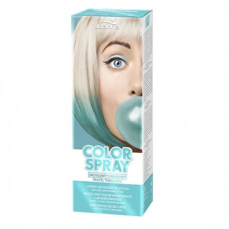 Spray de color Turquesa Pastel 150 ml