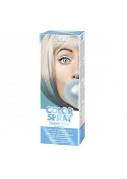 Spray de color Azul Pastel 150 ml