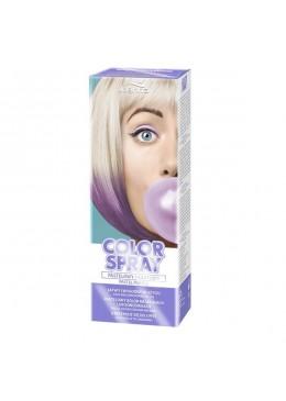 Spray de color Violeta Pastel 150 ml