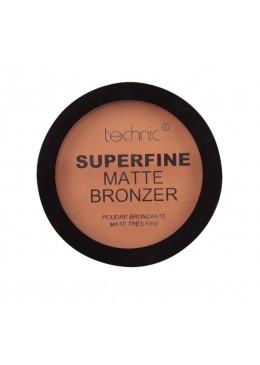 Technic Superfine Matte Bronzer - Dark
