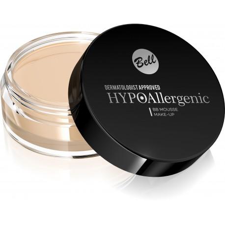 HYPO Base de maquillaje en mousse hipoalergénica BB mousse - 01
