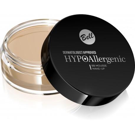 HYPO Base de maquillaje en mousse hipoalergénica BB mousse - 02