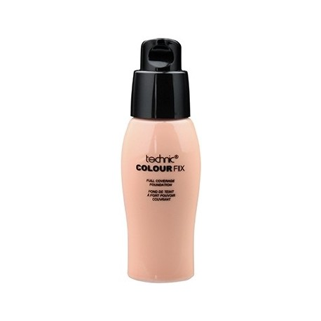 Technic Colour Fix Total Coverage Concealing Foundation Buff