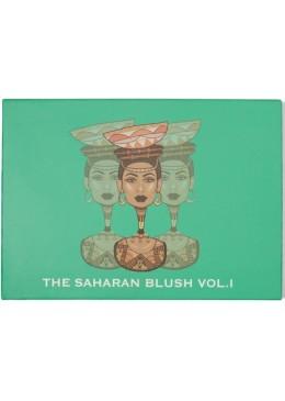 THE SAHARAN BLUSH PALETTE VOL.1