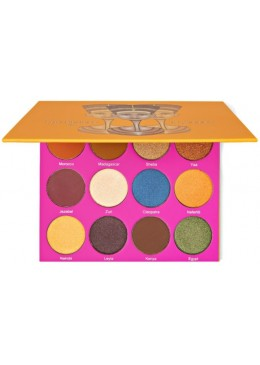 JUVIA´S PLACE - THE NUBIAN 2 EYESHADOW PALETTE