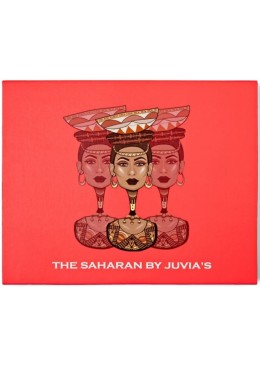 JUVIA´S PLACE - THE SAHARAN PALETTE