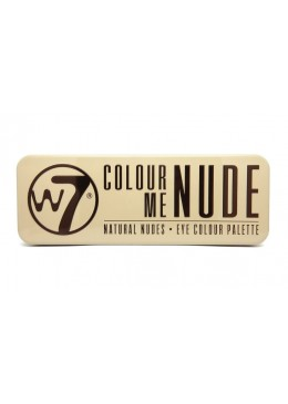 In the Nude Palette W7