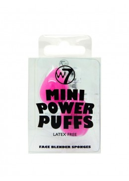 Mini Power Puffs W7