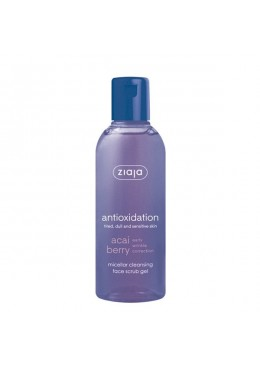 ACAI Gel exfoliante limpiador micelar facial 200ml