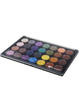 Foil Eyes - 28 Color Eyeshadow Palette - BH Cosmetics
