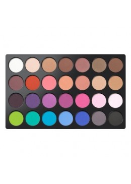 Modern Mattes - 28 Color Eyeshadow Palette - BH Cosmetics